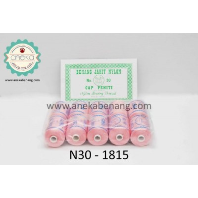 Benang Nylon Cap Peniti No. 30 / Nylon Yarn - 1815