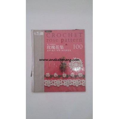 ANK - Buku Crochet Rose Pattern