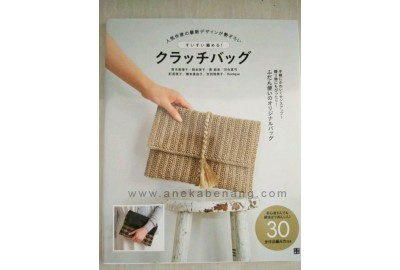 ANK - Buku Import Clutch Bag