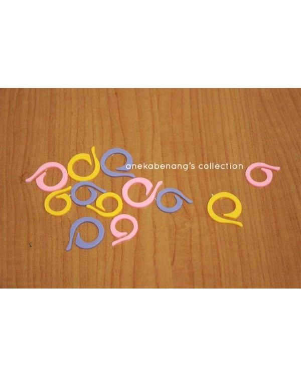 ANK - Split Ring Marker - 10 pcs