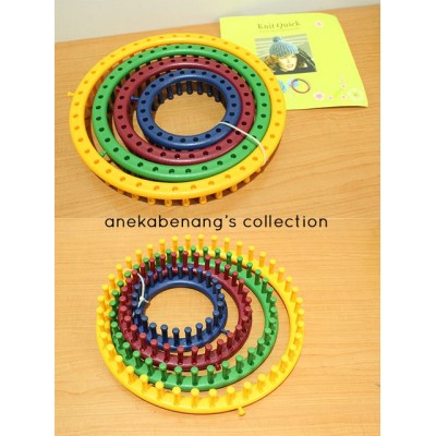 ANK - Round Knitting Loom