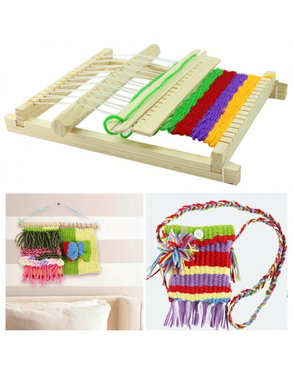 ANK - Mini Weaving Kit / Alat Tenun Mini