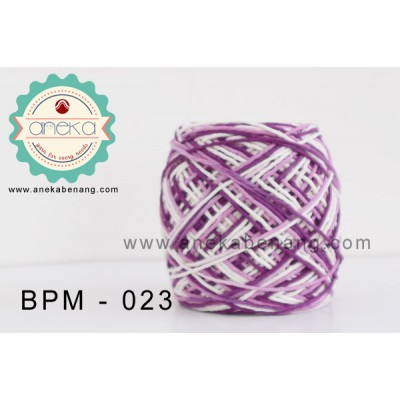 Benang Rajut Katun Big Ply Mambo / Sembur / Mix-color Cotton Yarn - 023