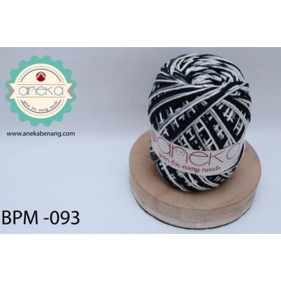 Benang Rajut Katun Big Ply Mambo / Sembur / Mix-color Cotton Yarn - 093