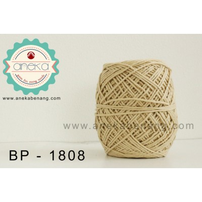 Benang Rajut Katun Big Ply / Cotton Yarn - 1808 (Krem)