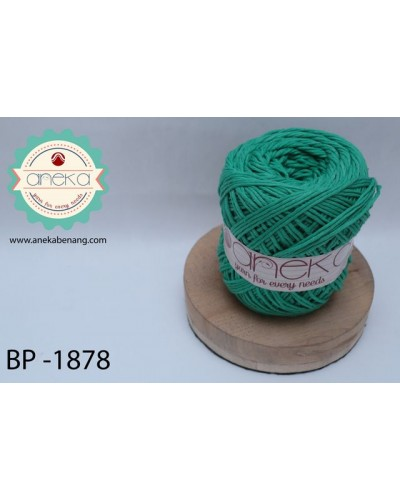 Benang Rajut Katun Big Ply / Cotton Yarn - 1878 ( Hijau )