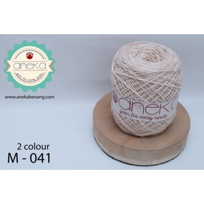 Benang Rajut Katun Mambo / Sembur / Mix-color Cotton Yarn - 041