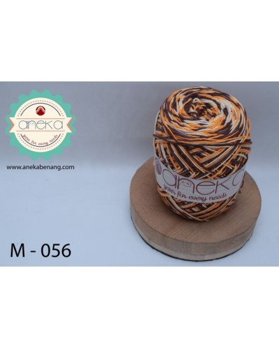 Benang Rajut Katun Mambo / Sembur / Mix-color Cotton Yarn - 056
