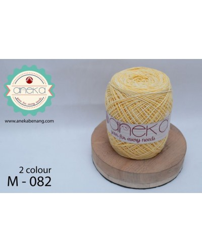 Benang Rajut Katun Mambo / Sembur / Mix-color Cotton Yarn - 082