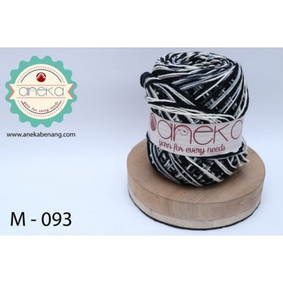 Benang Rajut Katun Mambo / Sembur / Mix-color Cotton Yarn - 093