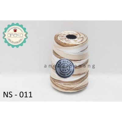 Benang Rajut Nylon Sembur Cap Peniti / Mix-color Nylon Yarn - 011