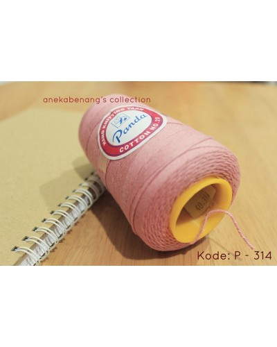 Katun Panda - 5314 (Dusty Pink)