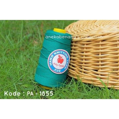 Benang Rajut Poly Apel / Apple Yarn - 1855 (Toska)