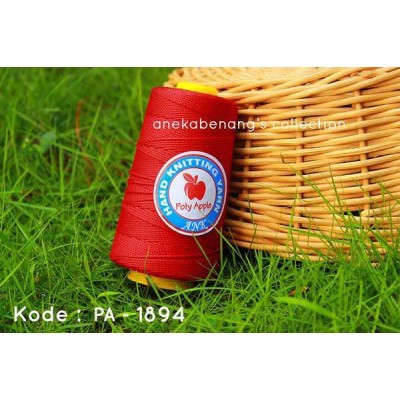 Poly Apple - 1894 (Merah Tua)