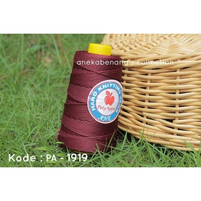 Poly Apple - 1919 (Merah Maroon)
