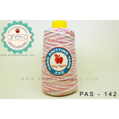 Benang Poly Apple Sembur / Mixcolour Poly Apple Yarn - 142