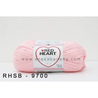 Red Heart Soft Baby Steps #9700 (Baby Pink)