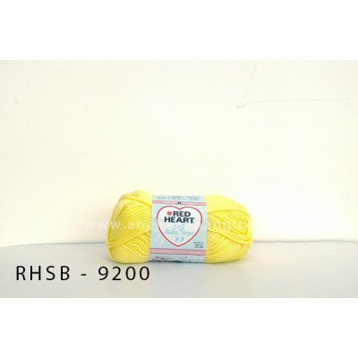 Red Heart Soft Baby Steps #9200 (Yellow)