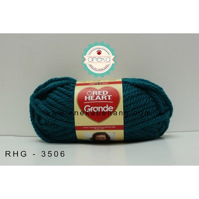 Red Heart Grande #3506 (Teal)