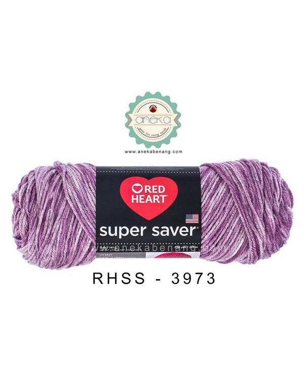 Red Heart Super Saver #3973 (Alamandine)