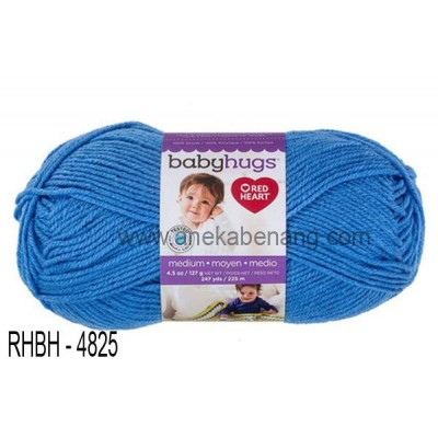Red Heart Baby Hugs Medium #4825 (Bluie)