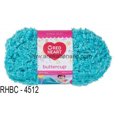 Red Heart Buttercup #4512 (Pool)