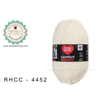 Red Heart - Comfort Chunky #4452 (Cream)