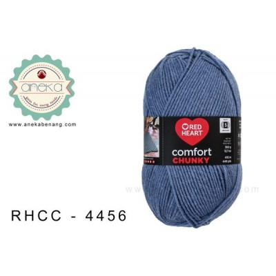 Red Heart - Comfort Chunky #4456 (Blue Jeans)
