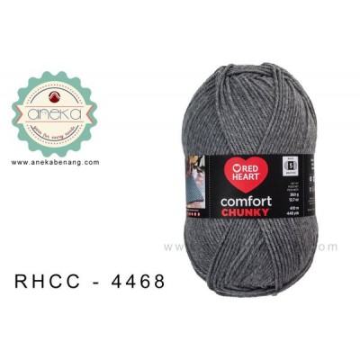 Red Heart - Comfort Chunky #4468 (Smoke)