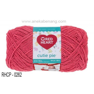 Red Heart Cutie Pie #0262 (Crabbie)