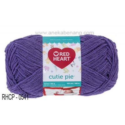 Red Heart Cutie Pie #0541 (Jelly)