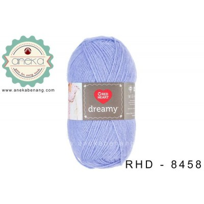 Red Heart Dreamy #8358 (Lavender)
