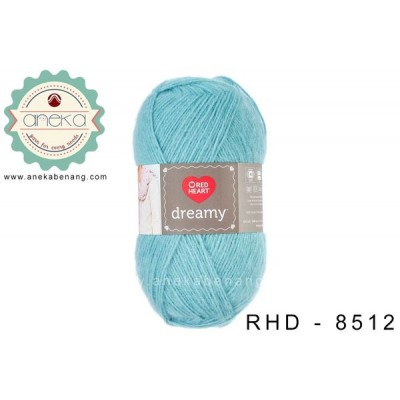 Red Heart Dreamy #8512 (Aqua)