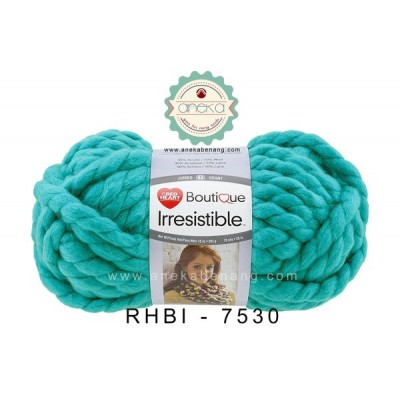 Red Heart Boutique Irresistible #7530 (Teal)