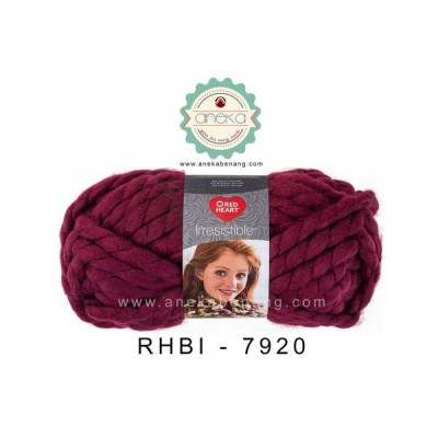 Red Heart Boutique Irresistible #7920 (Burgundy)