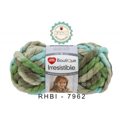 Red Heart Boutique Irresistible #7962 (Eucalyptus)