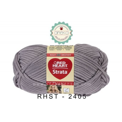 Red Heart Strata #2405 (Grey)