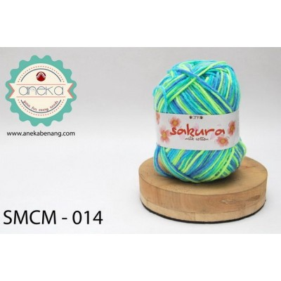 Benang Sakura Milk Cotton / Milk Cotton Yarn - 014