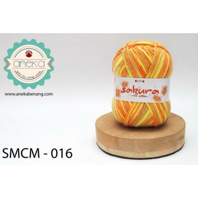 Benang Sakura Milk Cotton / Milk Cotton Yarn - 016