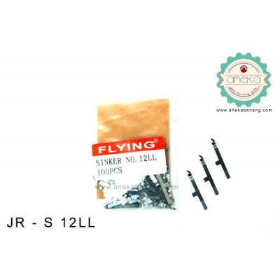 ANK - Jarum Flying Sinker No 12LL