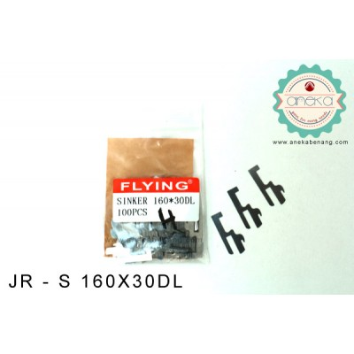 ANK - Jarum Flying Sinker 160x30DL (HB)