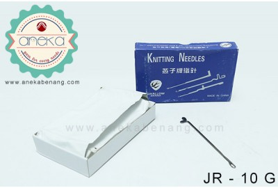 ANK - Jarum Knitting Needles 10G