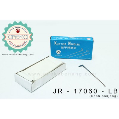 ANK - Jarum Knitting Needles 170x60 LB (Lidah Panjang)