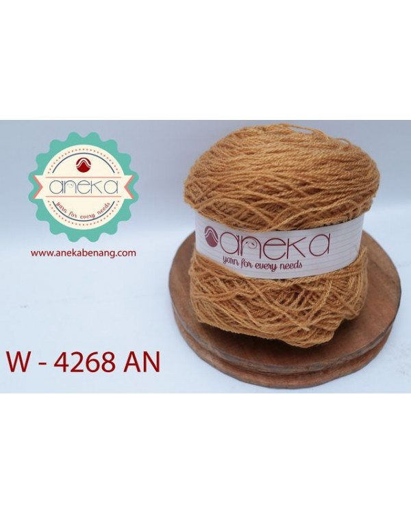 Benang Rajut Wool / Siet Yarn - 4268 AN
