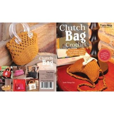 Buku Clutch Bag Crochet