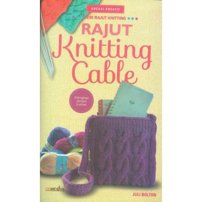 Buku Rajut Knitting Cable