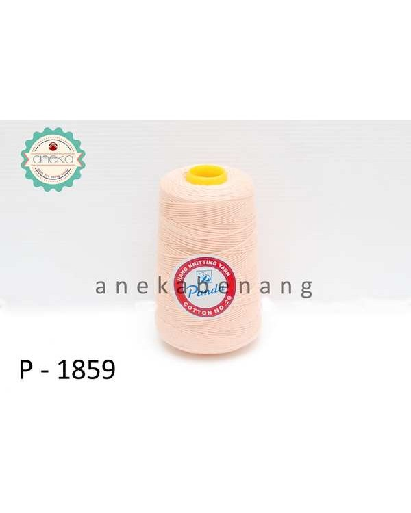 Benang Rajut Katun Panda / Cotton Yarn - 1859 (Salem)