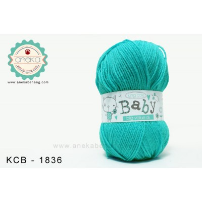 Benang Rajut King Cole - Baby Big Value DK #1836 (Kingfisher)