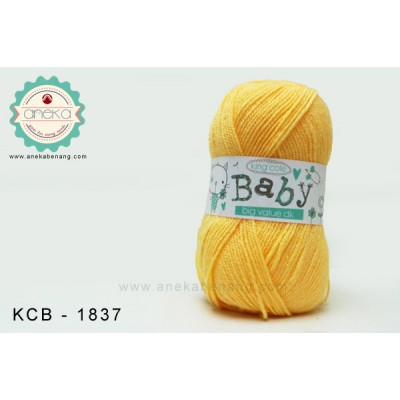 Benang Rajut King Cole - Baby Big Value DK #1837 (Buttercup)