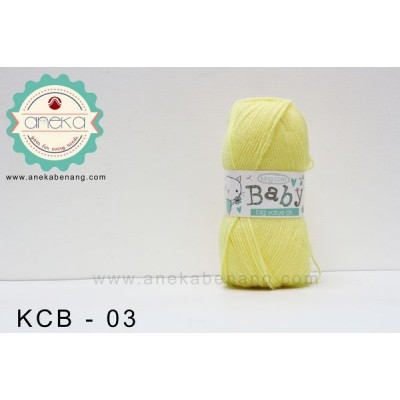 Benang Rajut King Cole - Baby Big Value DK #03 (Primrose)